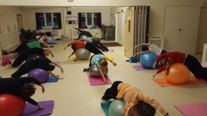 Pilates Ball Week