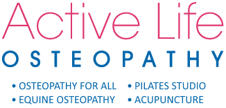 Active Life Osteopathy logo